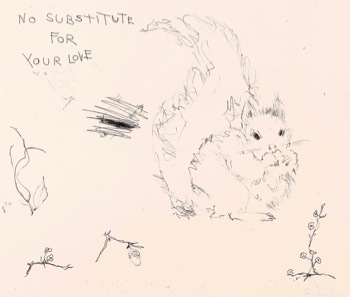 Tracey_Emin_No_Substitute_For_Your_Love
