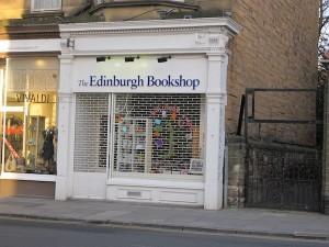 The Edinburgh Reporter Edinburgh Bookshop