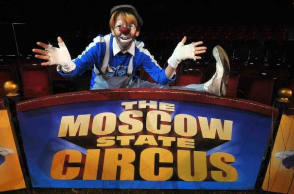 Whopping 25 Off Moscow State Circus Tickets The