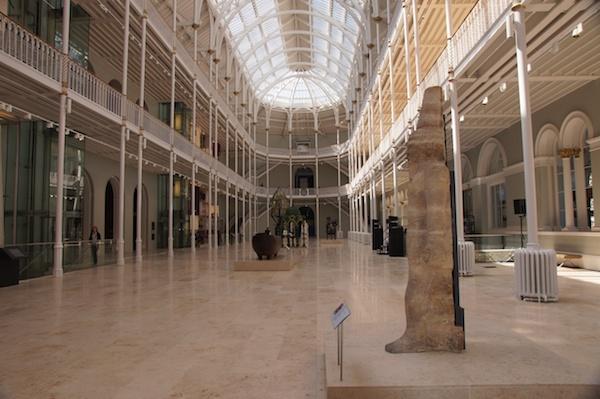 The Edinburgh Reporter Museum Grand Gallery