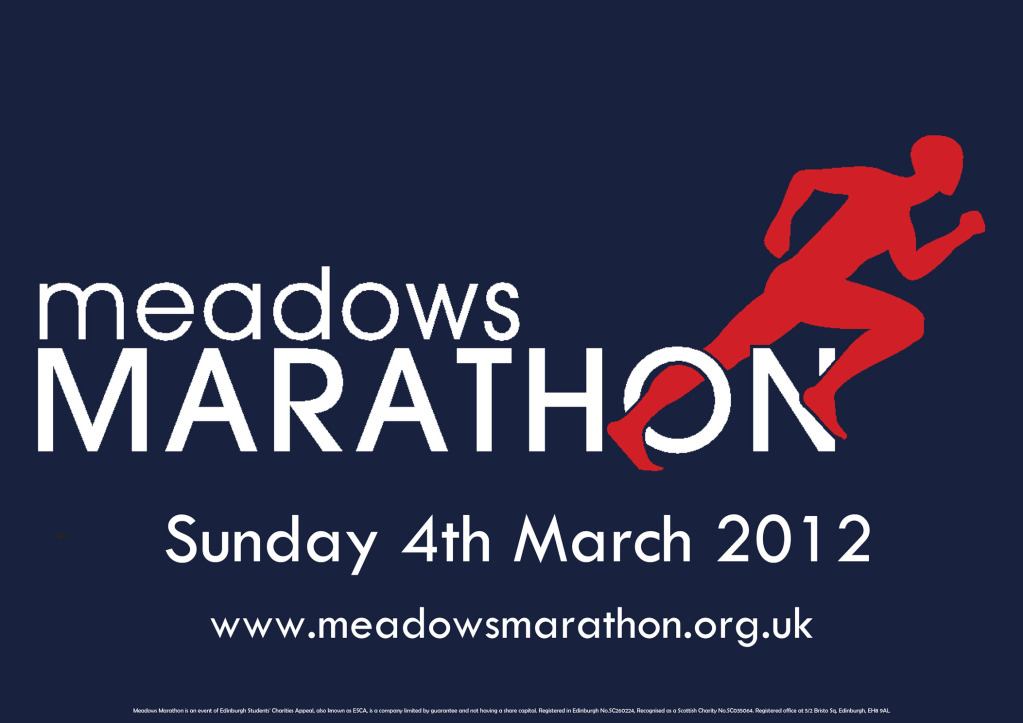 Marathon Poster Ideas The Meadows Marathon 2012 sees