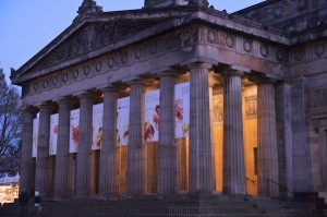 The Edinburgh Reporter National Gallery Blackadder