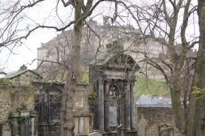 TER Greyfriars Churchyard