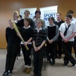 Olympic Torch 4