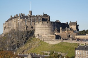 TER Edinburgh Castle