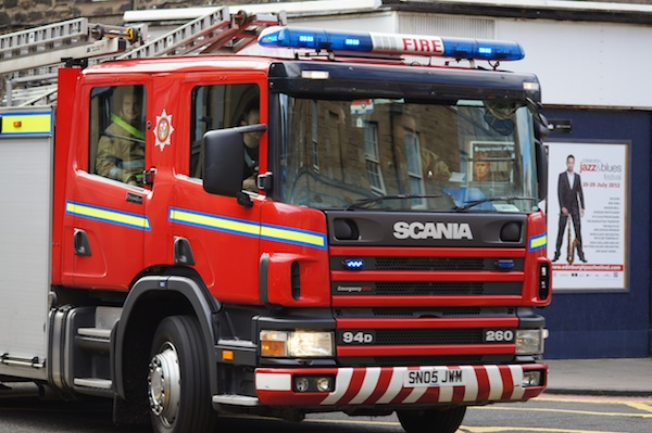 TER Fire Engine