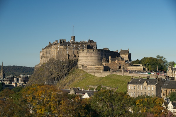 TER MM Edinburgh Castle from Museum