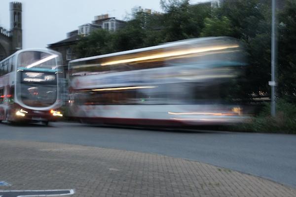 TER two Lothian Buses