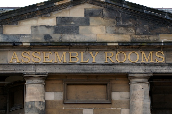 The Assembly Rooms exterior