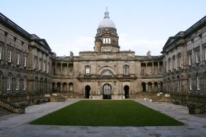TER Edinburgh University Old College
