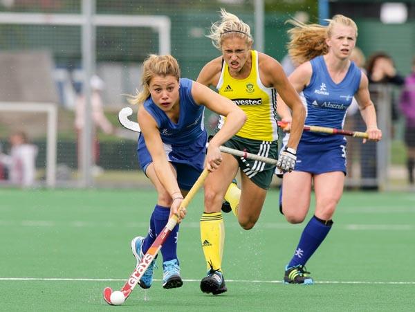 Scotland Women v South Africa Women