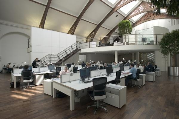 Creative exchange opens today the edinburgh reporter for Office design edinburgh