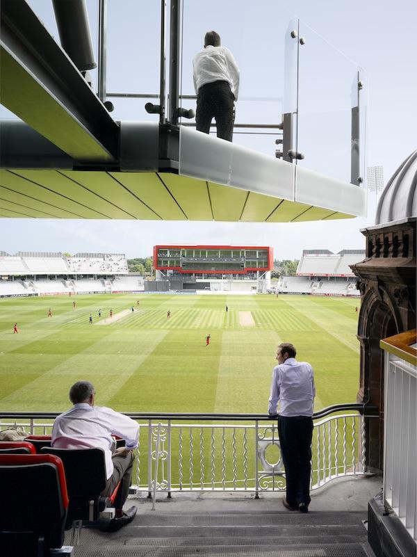 Building: Lancashire County Cricket Club Location: Manchester Architect: BDP