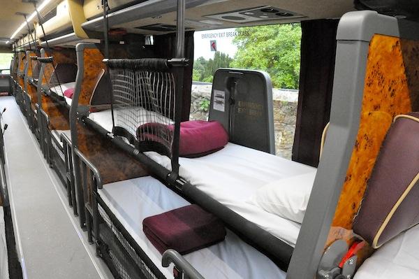 Stagecoach announce Edinburgh to London sleeper service ...