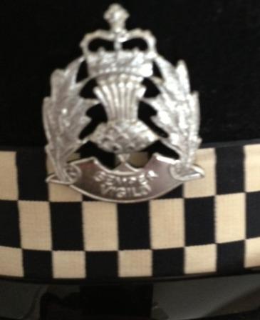 police scotland cops