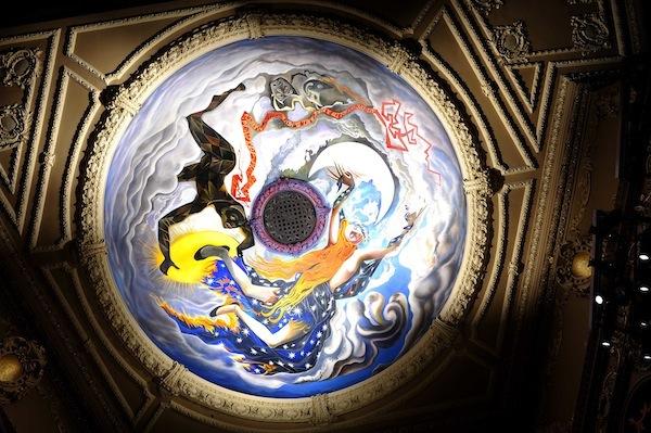 FREE PIC- John Byrne Kings Theatre Mural 06