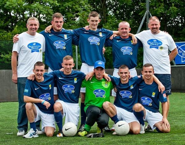 Poznan 2013 HWC Scotland Team