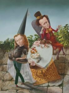alice-mcmurrough_tea-party_figurative