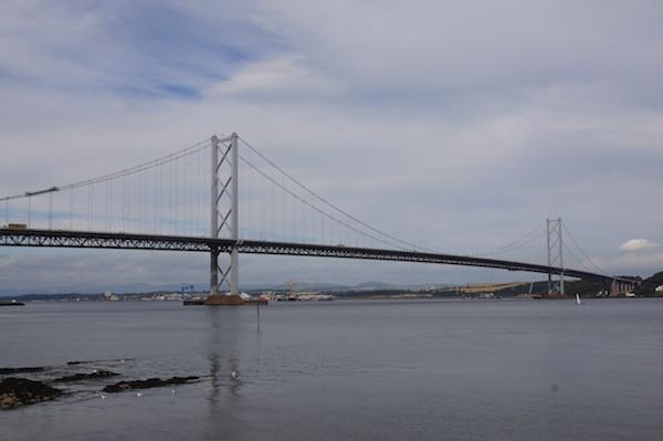 2013_09_04 Forth Road Bridge