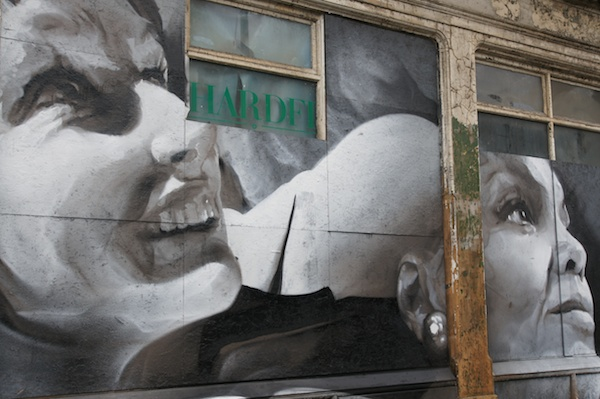 Public Art on Leith Walk 10
