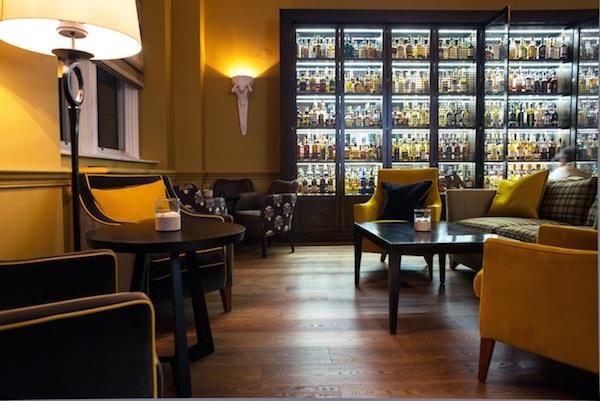 Scotch - Whisky Bar - The Balmoral - 2