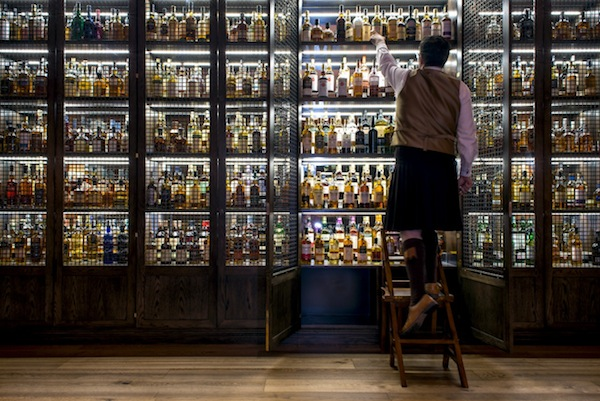 The Balmoral Opens Dedicated Whisky Bar The Edinburgh