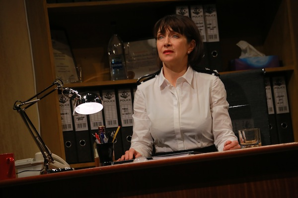 Maureen Beattie as Chief Superindent Isobel McArthur 3