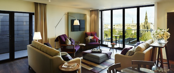 The Chambers Edinburgh Penthouse + view[195997]