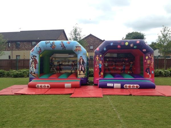 bouncy castle 2