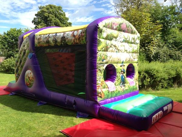bouncy castle 4
