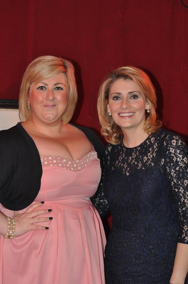 Michelle McManus and Juliet Dunlop1