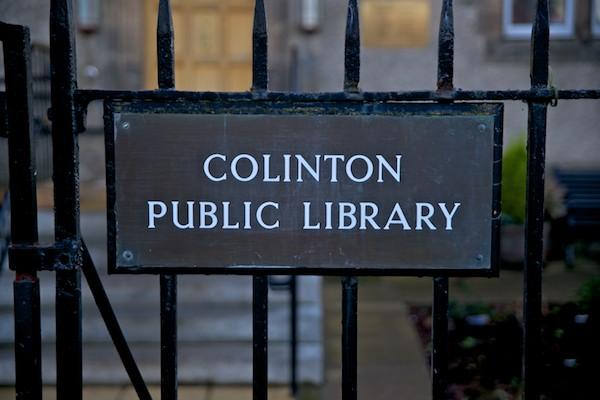 Colinton Library 9