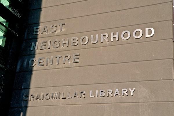 Craigmillar Library 1