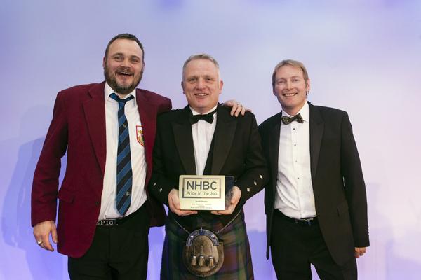 Scott Brown Building Awards