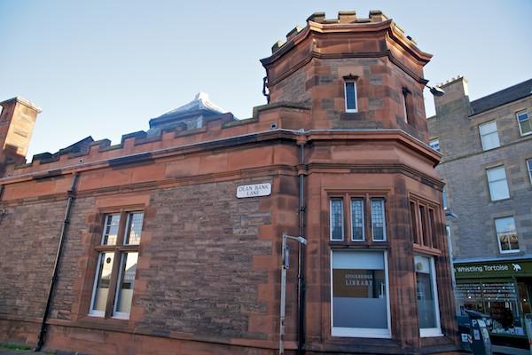 Stockbridge Library 1