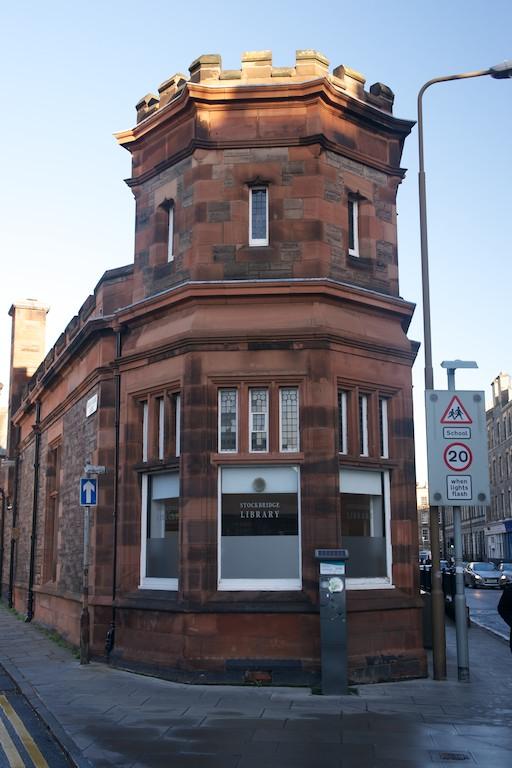 Stockbridge Library 2