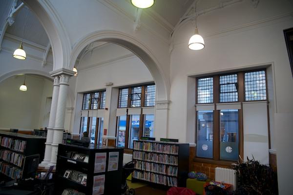 Stockbridge Library 6