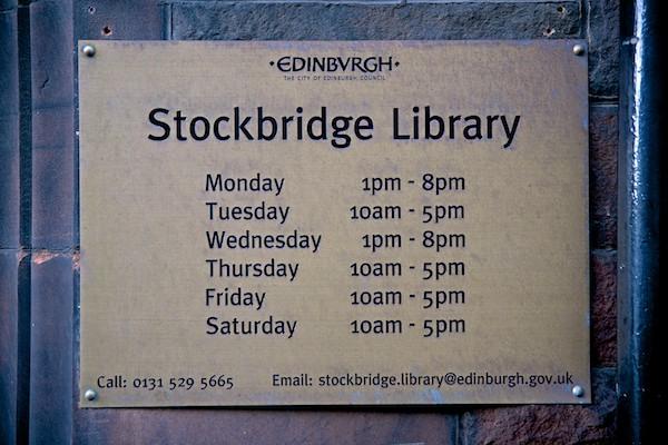 Stockbridge Library 8