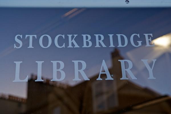 Stockbridge Library 9