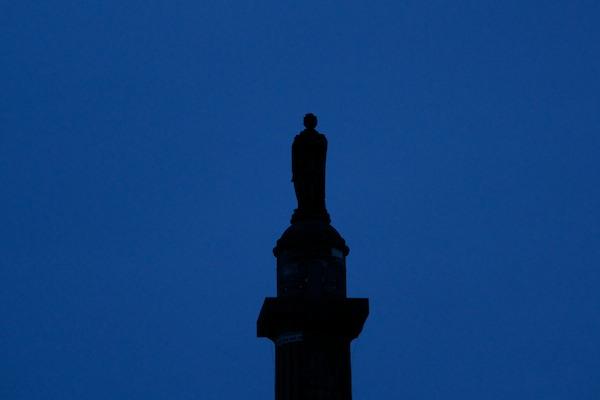 Edinburgh in the February Evening 5