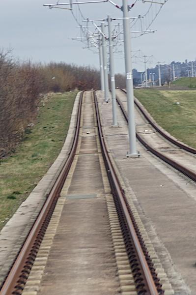 2014_03 First Passenger journey Tram 29