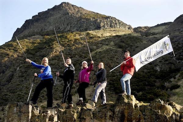 FREE PIC- Rock Trust Munro Challenge