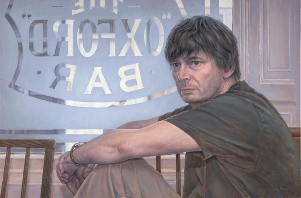 Ian Rankin portrait resized for dropbox - II