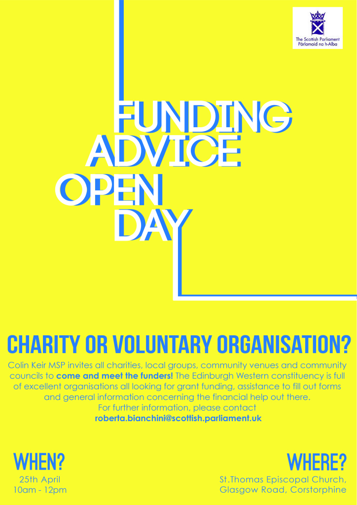 Advice Day Poster