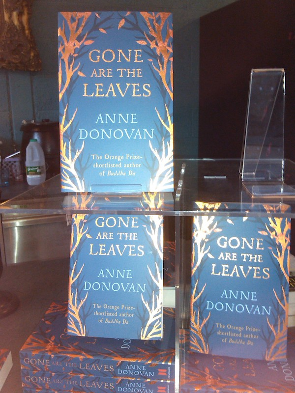Gone Are the Leaves display
