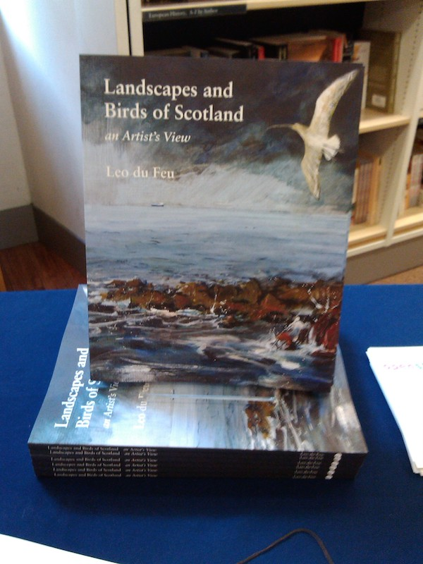 Landscape and birds book-1
