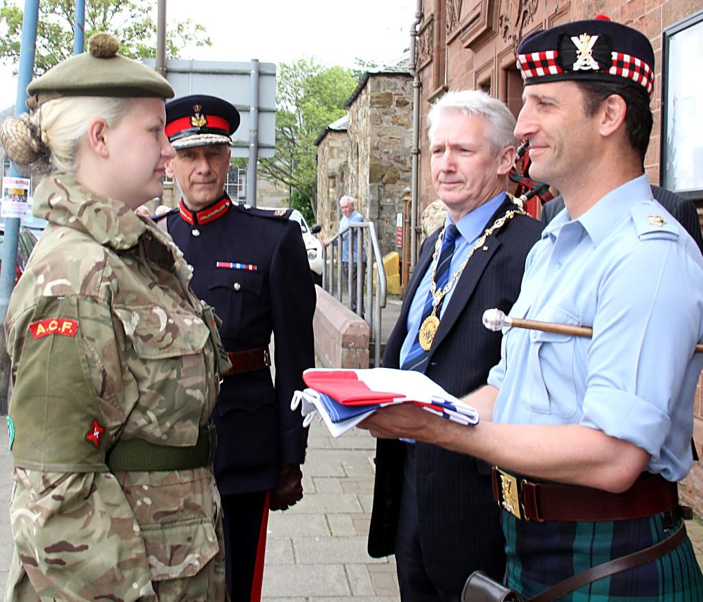 Lord Lieutenants cadet