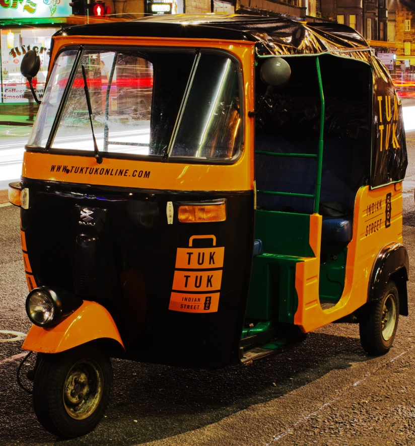 where to eat and drink in edinburgh tuk tuk the. Black Bedroom Furniture Sets. Home Design Ideas