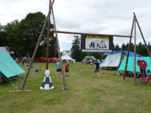 MacDonald sub-camp, Blair Atholl Jamboree