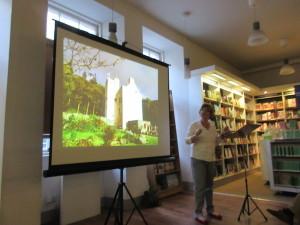 Janet Brennan Inglis talking about Scotland's Castles